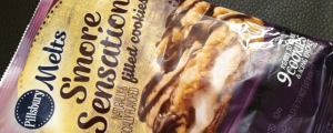 Review: Pillsbury Melts S'mores Sensations Filled Cookies & Which Is More WTF: Heroin Girl or Awful Senior Superlatives?