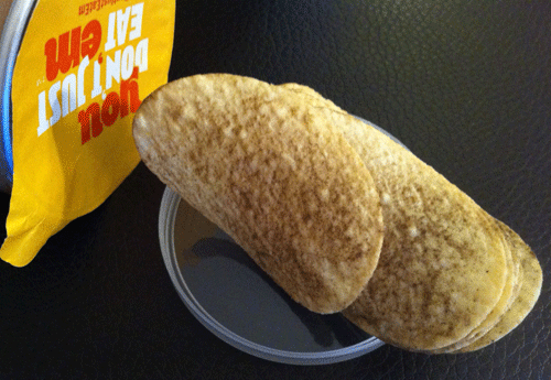 Limited Time Only Milk Chocolate Pringles