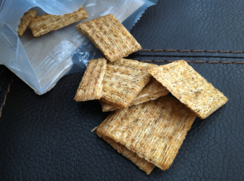 Limited Edition Cranberry & Sage Triscuits
