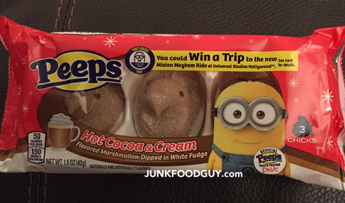 Hot Cocoa & Cream Peeps