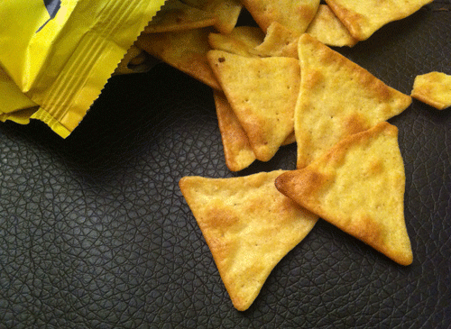 New Wheat Thins Toasted Pita