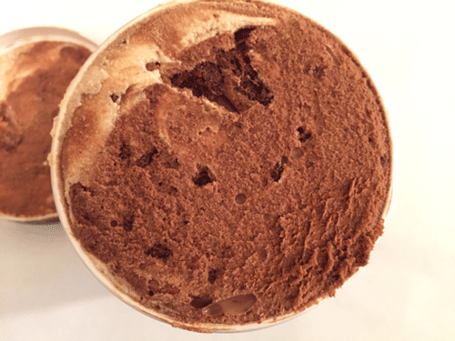 Ben & Jerry's Limited Batch Peanut Butter Half Baked Ice Cream