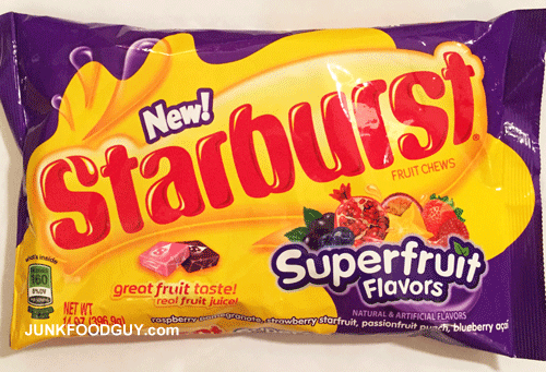 New Starburst Superfruit: The Money Shot