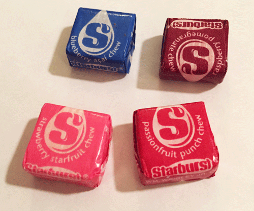 New Starburst Superfruit