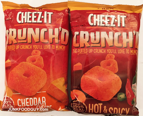Cheez-It Crunch'd: The Money Shot