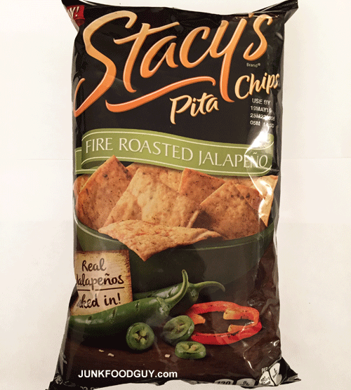 New Stacy's Fire Roasted Jalapeno Pita Chips: The Money Shot