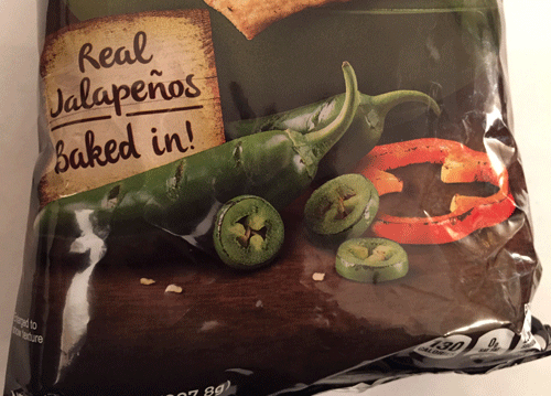 New Stacy's Fire Roasted Jalapeno Pita Chips