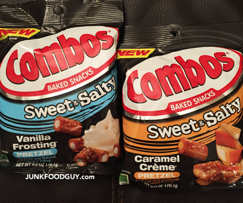 New Sweet & Salty Combos
