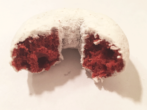 Limited Edition Tastykake Red Velvet Mini Donuts