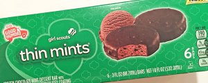 Review: Good Humor Girl Scout Thin Mint Frozen Dessert Bars & Wait Wait Wait...Ducktales (Hoo-OO-oo) Could Be BACK!?