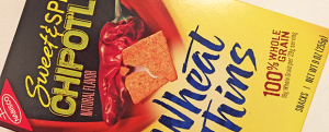 Review: New Sweet & Spicy Chipotle Wheat Thins & More Vegas Recap