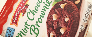 Review: New Pepperidge Farm Mint Chocolate Brownie Soft Dessert Cookies & Upcoming Vegas Trip, Guest Blogs, & Condiment Themed Restaurants