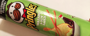 Review: Wasabi & Soy Sauce Pringles (Walmart Exclusive Flavor) & Explain Easter Egg Hunts to Me, Please