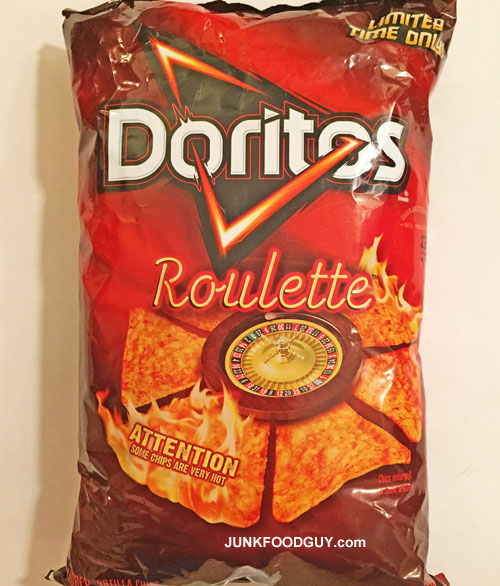 Limited Edition Doritos Roulette: The Money Shot