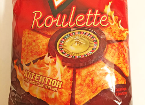 Limited Edition Doritos Roulette