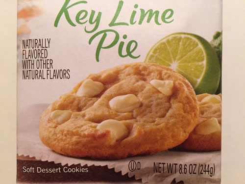 Review: Limited Edition Pepperidge Farm Key Lime Pie Dessert