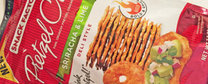 """Review: New Snack Factory Sriracha & Lime Pretzel Crisps & I'm An Old Man: What is """"Jem & The Holograms?"""""""