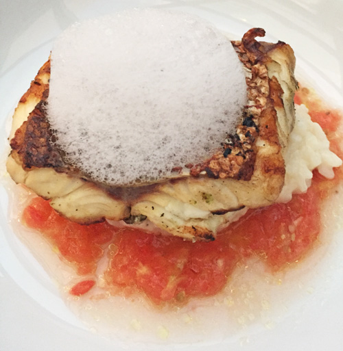 review the mb restaurant at the live aqua resort in cancun mexico