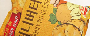Review: Calbee Honey Butter Chips (The Chip That Is Causing Hysteria in Korea, Apparently)