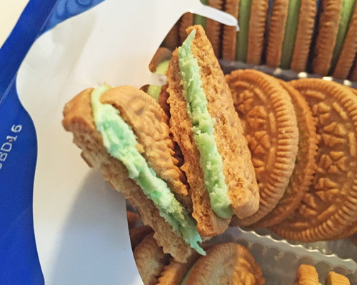 Review: Limited Edition Key Lime Pie Oreos, The Nosh Show Ep
