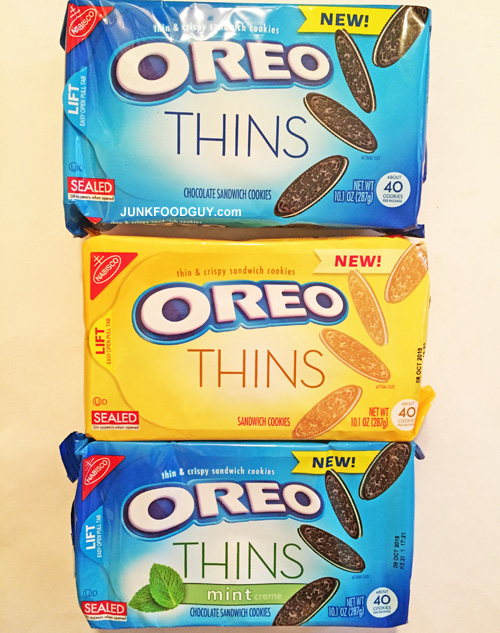 Oreo Thins: The Money Shot