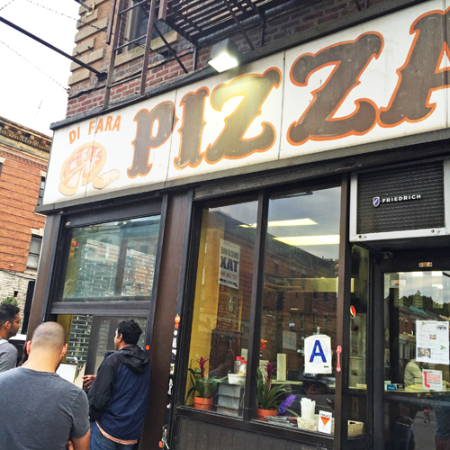 New York City Pizza Tour 2015 Summer Fancy Food Show Tradition
