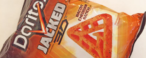 Review: Doritos Bacon Cheddar Ranch JACKED 3D & Give Me Your Best Homemade Sandwich Victory