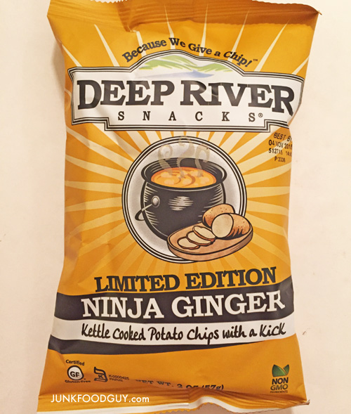 Micro Review Deep River Limited Edition Ninja Ginger