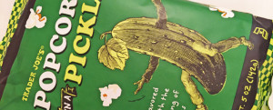 Review: Trader Joe's Popcorn in a Pickle & Memories of the Last Day of School