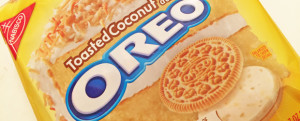 Review: Limited Edition Toasted Coconut Oreo, The Nosh Show Ep. 64, & What Was In Your High School Locker?