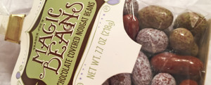 Review: Trader Joe's Magic Beans (Chocolate Covered Nougat Beans) & Bread In the Fridge?