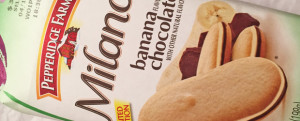 Review: Limited Edition Pepperidge Farm Banana Chocolate Milano Cookies & NFL Wildcard & Golden Globe Picks