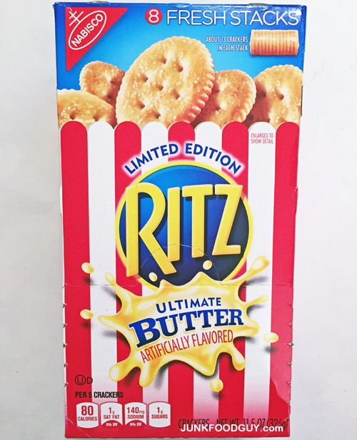 Limited Edition Ultimate Butter Ritz: The Money Shot