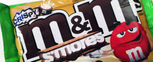 Review: Crispy S'mores M&M's & HERE COME THE ROBOT SUITS