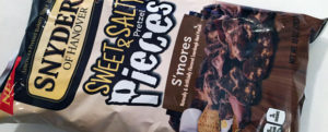 Review: Snyder's of Hanover Sweet & Salty S'mores Pretzel Pieces & Things I Learned in South Carolina