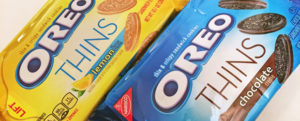 Review (x2): New Lemon Oreo Thins, Chocolate Oreo Thins, & Selling A House Is A ROYAL PAIN IN THE ASS