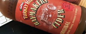 Review: Turkey Hill Haymakers Original Cider & I USED To Drink Kombucha...