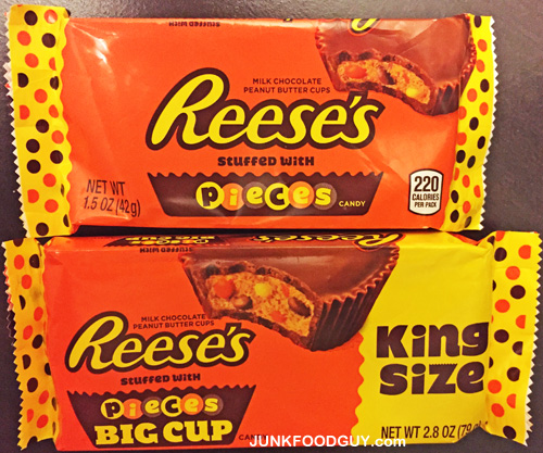 Reese's Stuffed With Pieces: The Money Shot