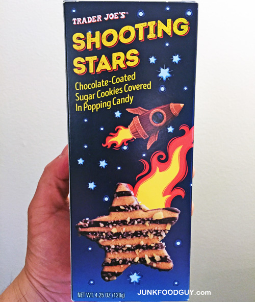 Trader Joe's Shooting Stars Cookies: The Money Shot