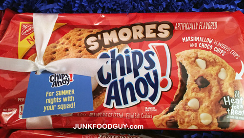 New S'mores Chips Ahoy!