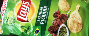 Review: Lay's Brazilian Picanha Potato Chips & What Olympics Sports Could You Do....Right Now