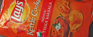 Lay's Indian Tikka Masala Kettle Cooked Potato Chips