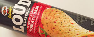 Review: Pringles LOUD Intensely Tangy Tomato Basil & Introducing the Ridiculous Hamdog
